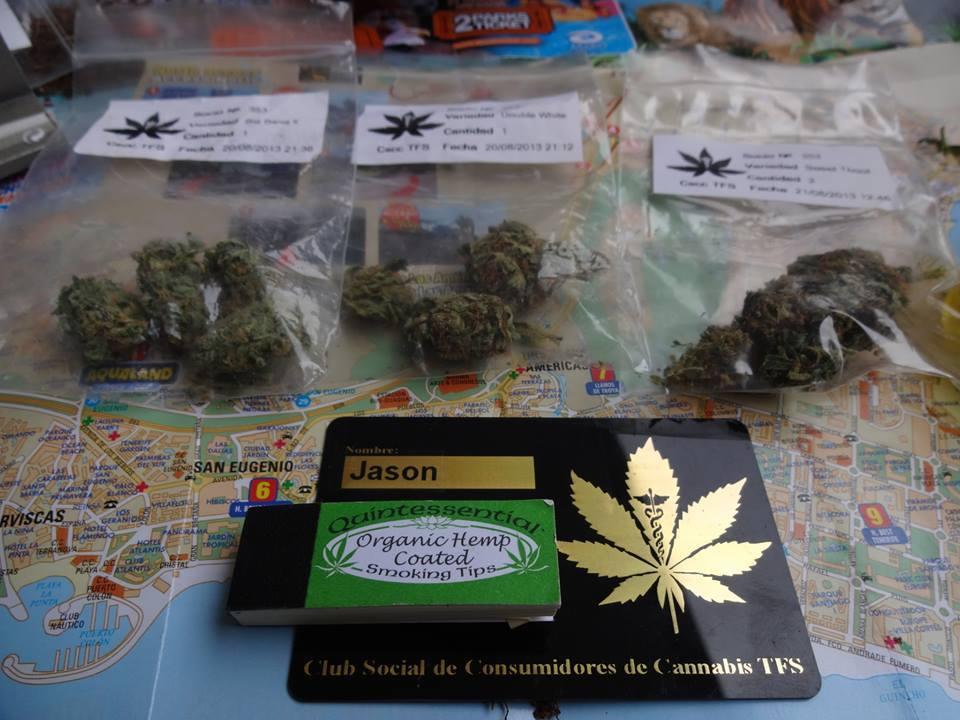 Cannabis Social Club Tenerife