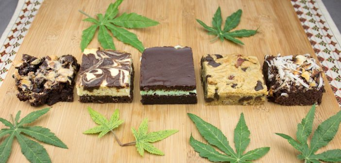 Brownies alla cannabis