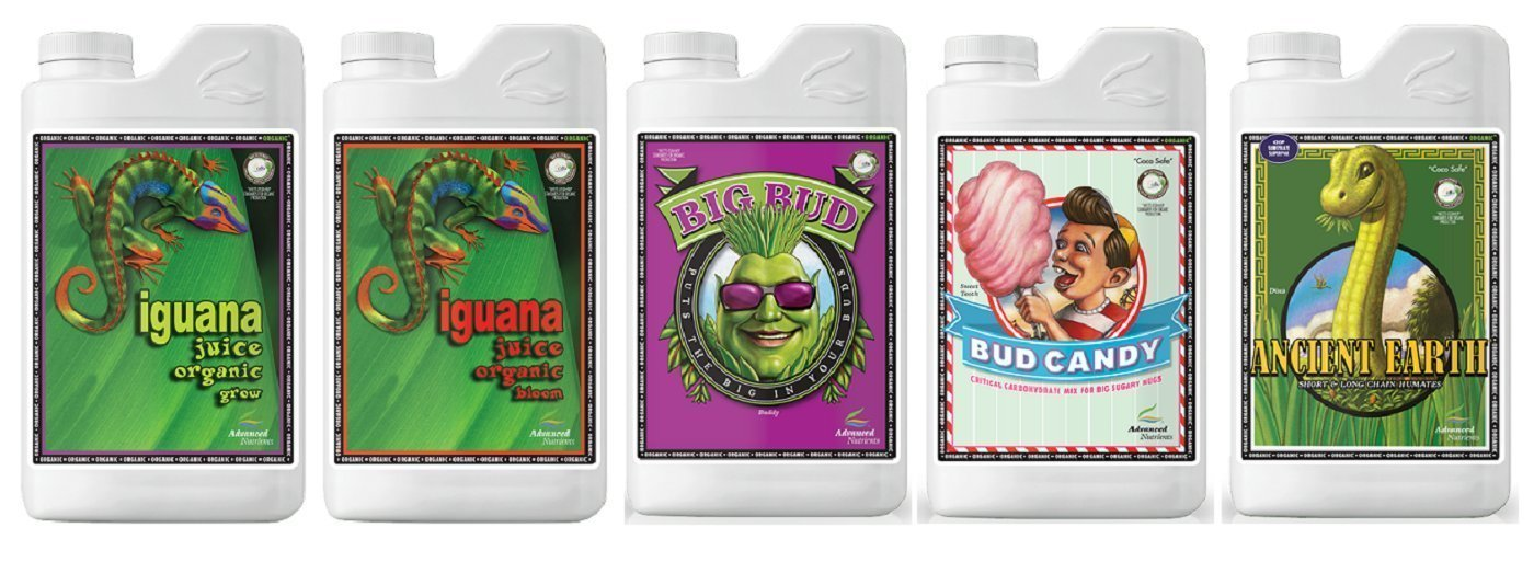 Fertilizzanti Cannabis