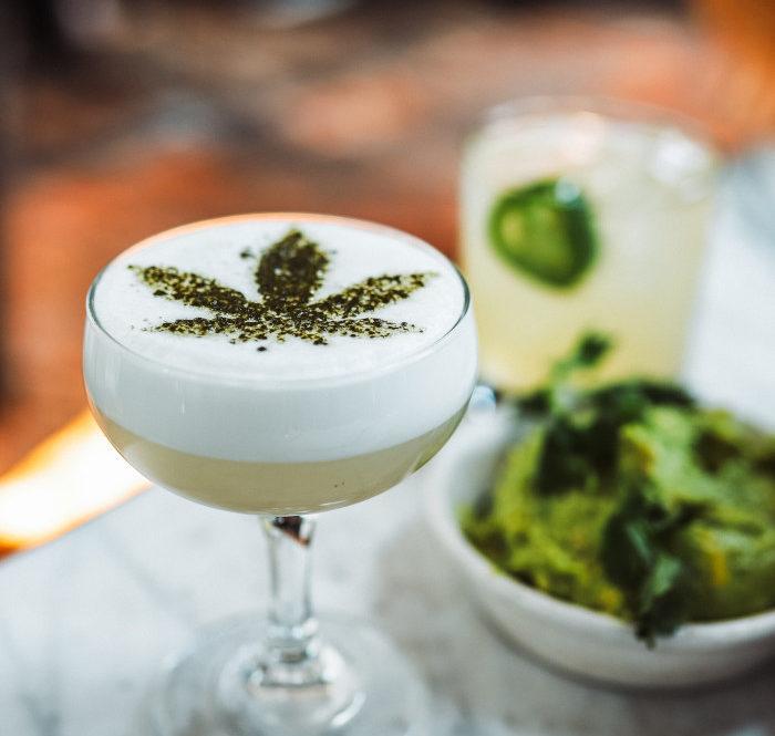 Espressino Cannabis Foglia
