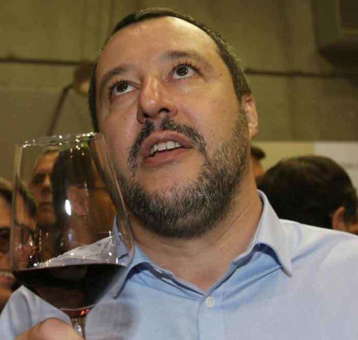 Salvini Vinitaly 2