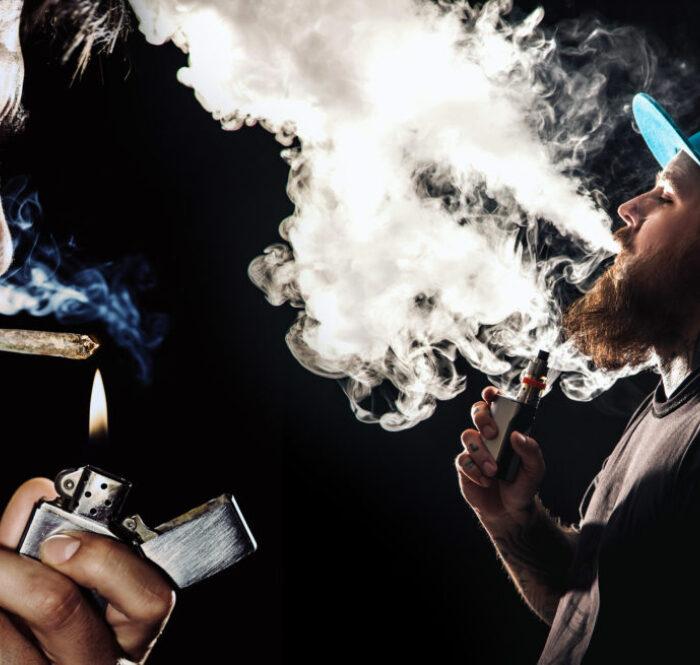 Vaporizzatore per hashish cannabis