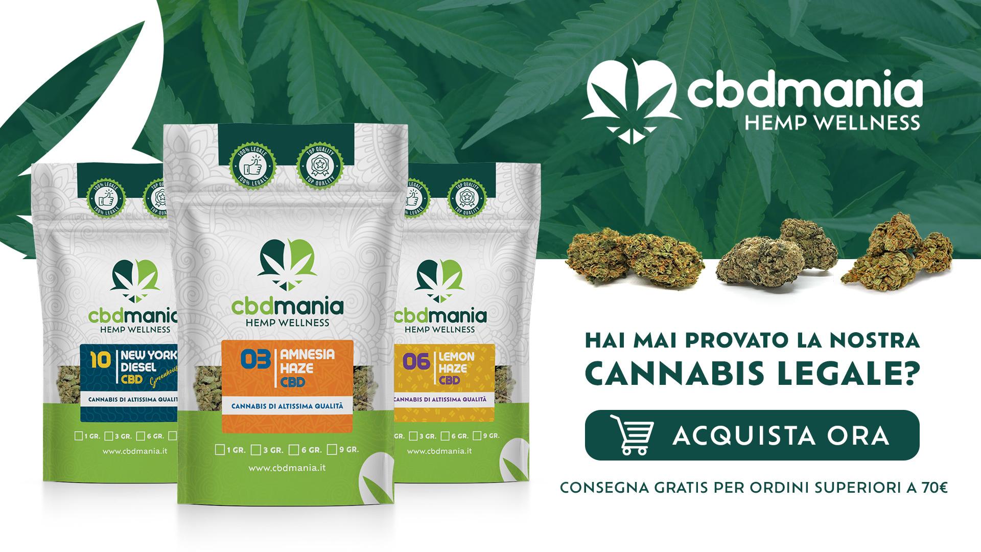 Acquista Cannabis Legale