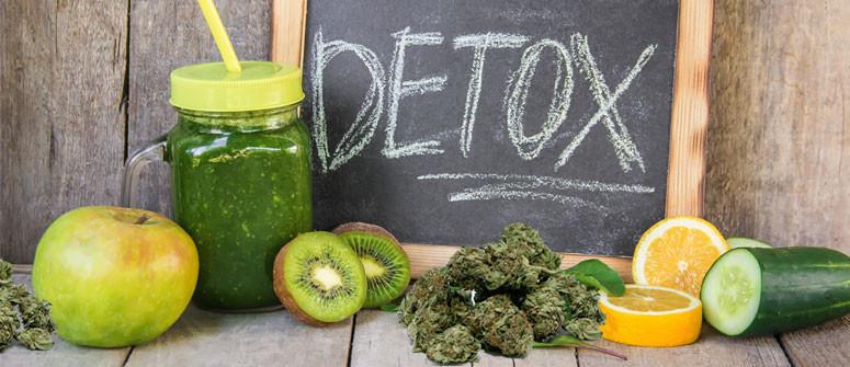 Bevanda detox alla cannabis: come farla in casa