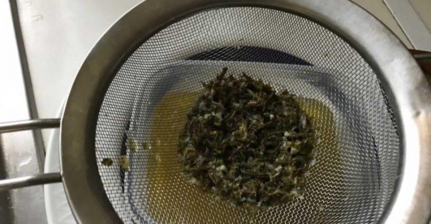 Burro alla Cannabis 2