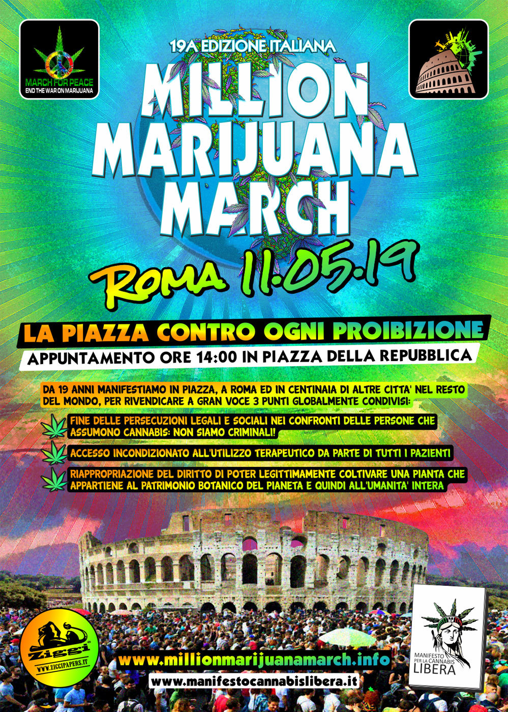 Million Marijuana March